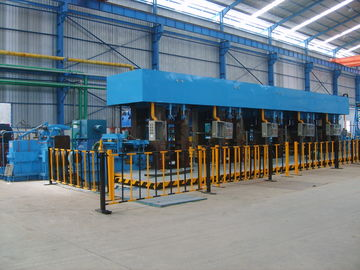 الصين Electric Tandem Rolling Mill Continuous 700mm 5 Stand Carbon Steel AGC موزع