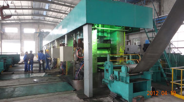 الصين 600mm 4 Hi Tandem Rolling Mill Carbon Steel 3 Stand Speed 180 M/Min موزع